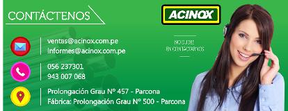 Foto de ACINOX del Perú