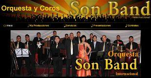Agrupacion Orquesta Son Band Lima