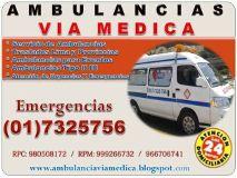 Foto de Ambulancias Vía Medica
