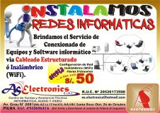 Foto de AS ELECTRONICS E.I.R.L. Piura