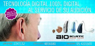 Foto de Audifonos para Sordera Bioacustic Lima