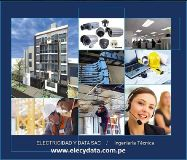 Cableado Estructurado,   Electricidad y Data Lima