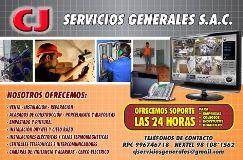CJ Servicios Generales S.A.C. Lima