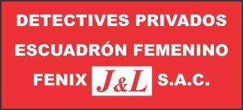DETECTIVES ESCUADRON FEMENINO FENIX J&L SAC Lima