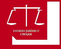 ESTUDIO JURÍDICO CHOQUE Tambopata