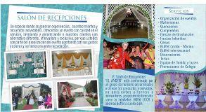 EVENTOS Y RECEPCIONES Lima