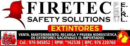 FIRETEC PERÚ E. I. R. L. Cajamarca