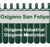 Foto de Gases Industriales Oxígeno San Felipe