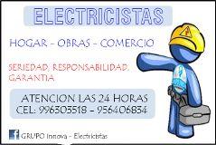 Fotos de GRUPO INNOVA - ELECTRICISTAS