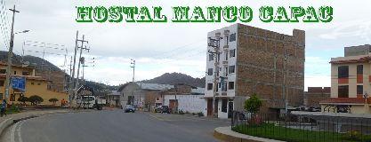 Foto de Hostal Manco Capac - Baños del Inca - Cajamarca - Perú