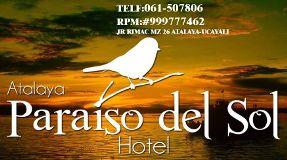 HOTEL ATALAYA PARAISO DEL SOL E.I.R.L Atalaya