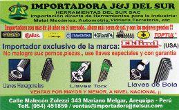 Importadora J & J del Sur Arequipa