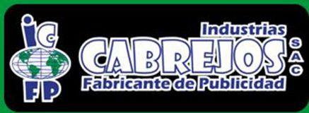 Industrias Cabrejos Fabricantes de Publicidad S.A.C. Lima