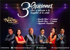 La Noche Orquesta Trujillo