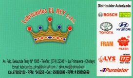 Lubricantes el Rey E.I.R.L Chiclayo