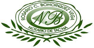 Notaria Rosario Catherine Bohorquez Vega Tacna