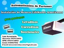 Fotos de Portones Automaticos Sarmiento