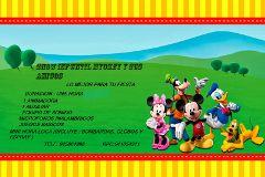 Fotos de show infantil piura - mickey mouse y sus amigos