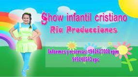Shows Cristianos Ria Producciones Trujillo
