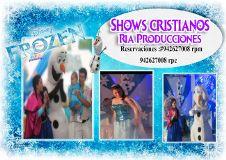 Fotos de Shows Cristianos Ria Producciones