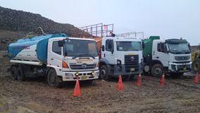 Transporte de Agua Potable Esgal, Chorrillos - Lima Lima