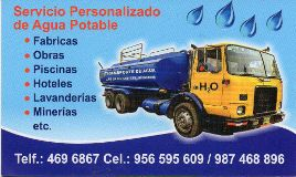 Fotos de Transporte de Agua Potable Esgal, Chorrillos - Lima