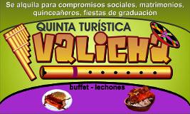 Valicha Salon de Recepciones Cusco