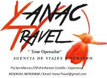 yanac travel agencia de turismo Cajamarca